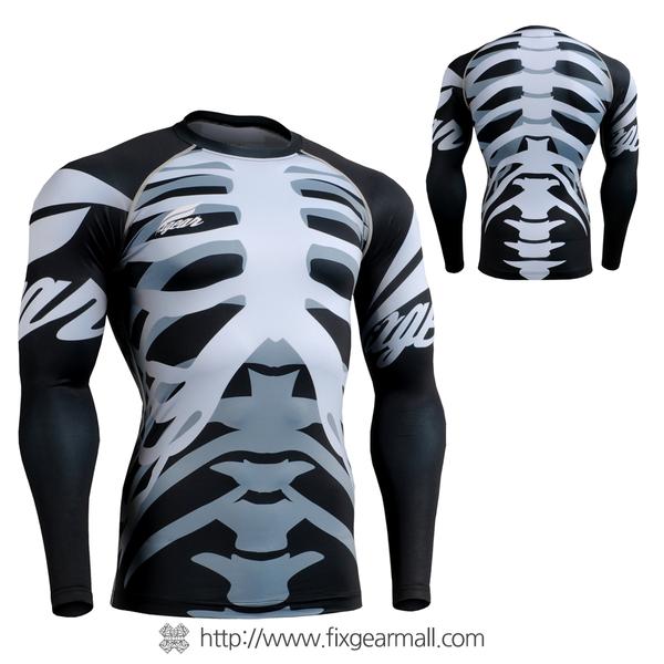 FIXGEAR CFL-55 Compression Base Layer Shirts
