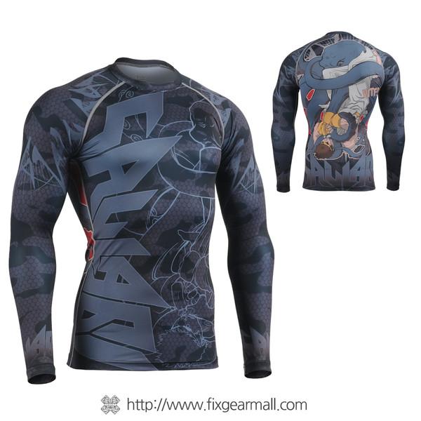FIXGEAR CFL-H5 Compression Base Layer Shirts