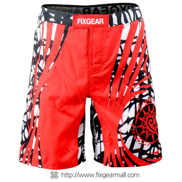 FIXGEAR FMS-H2 UFC MMA Shorts for Men