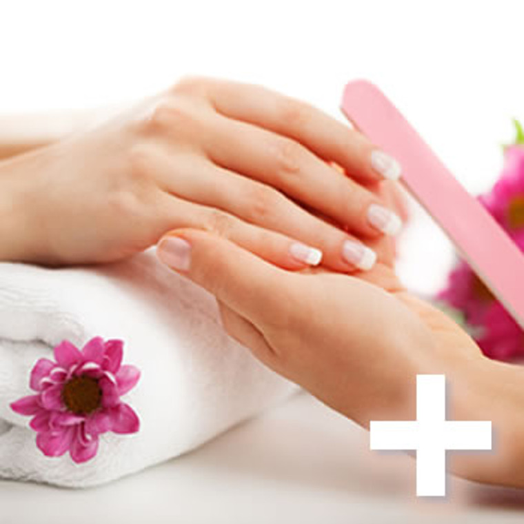 Ultra Manicure With Parrafin - 60 mins