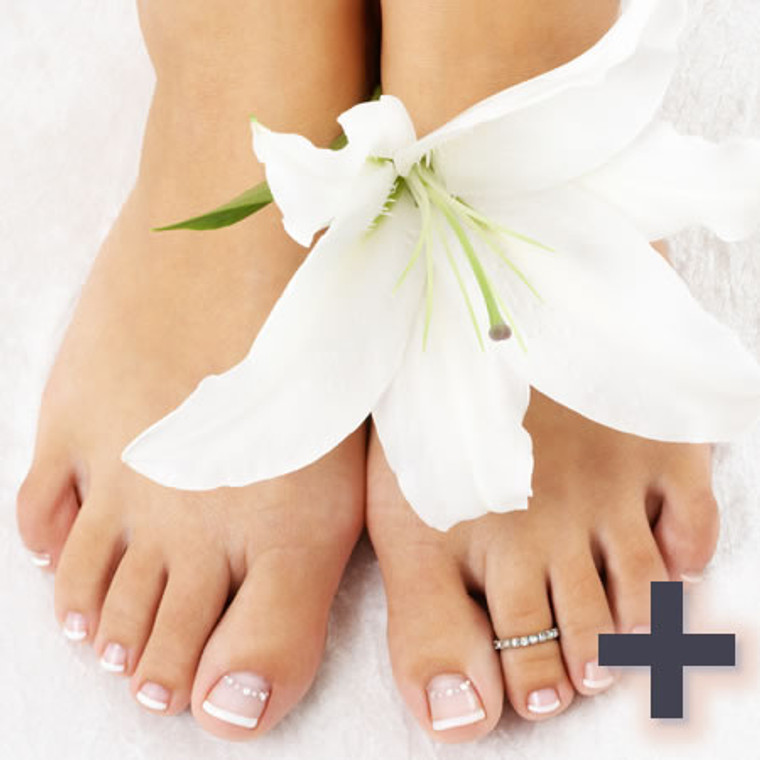 Ultra Pedicure With Paraffin - 60 mins