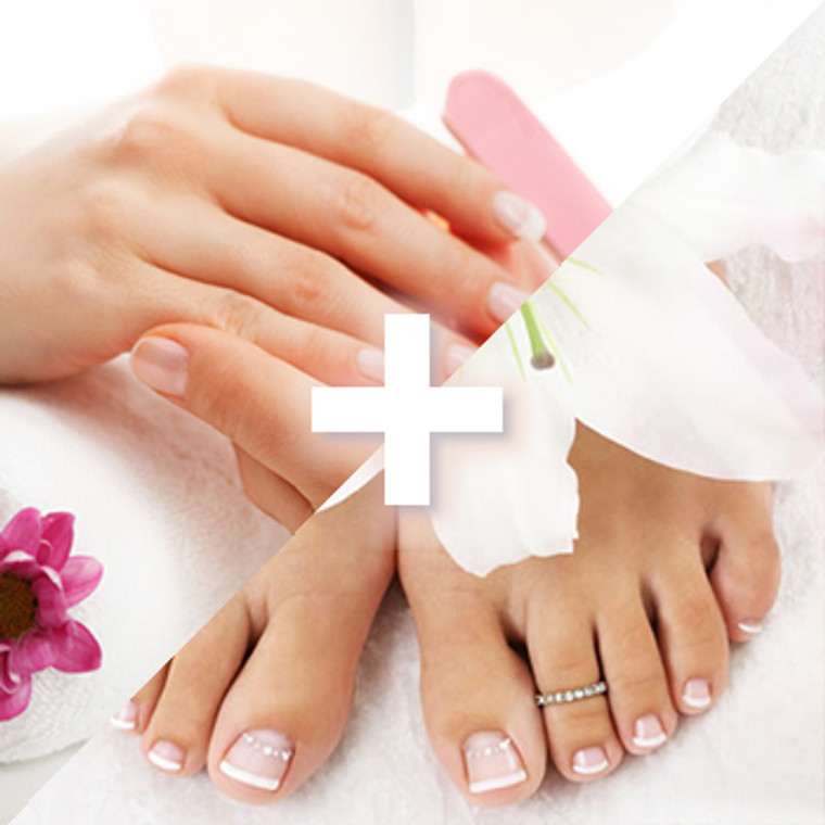 Le Beau Ultra Hands & Feet With Paraffin - 110 mins