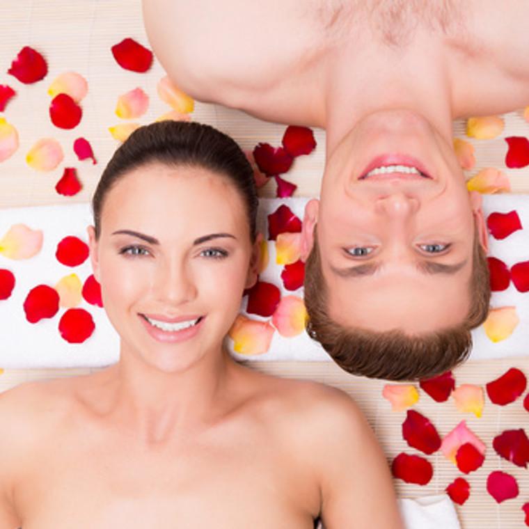 Aromatherapy Massage - 50 mins