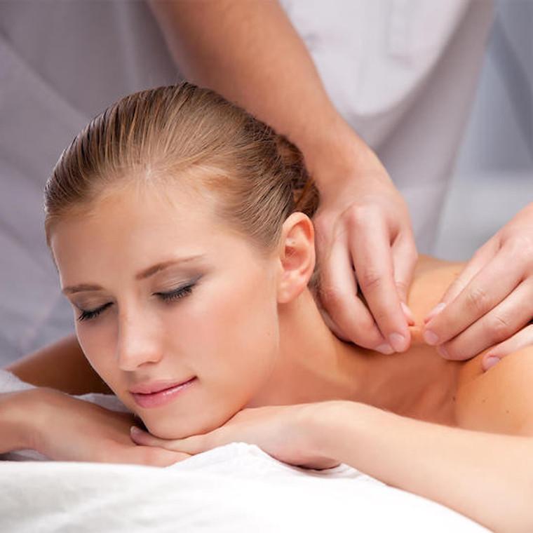 Swedish Massage - 50 mins