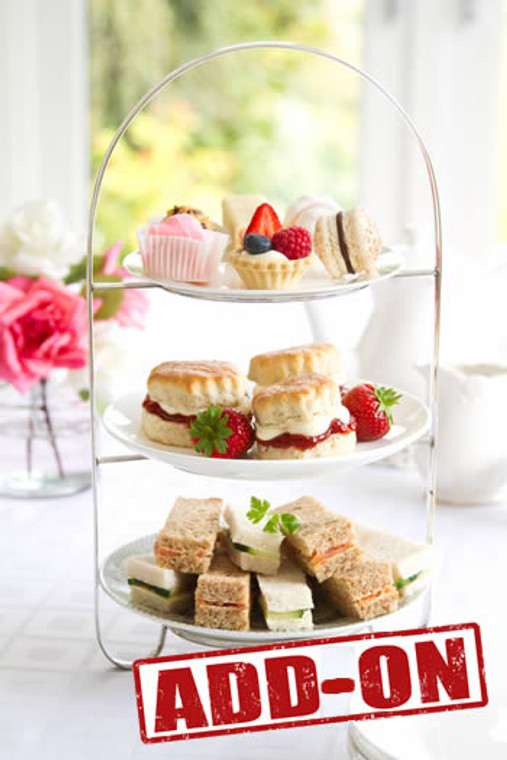 High Tea & Spa With The Girls Package (Add On) - $60 per person