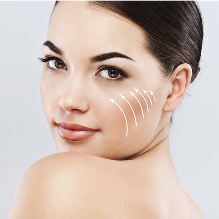 Accent - Ultra Violet+ Radio Freq. Cellulite Fat burning - Skin Firming - Eye Area