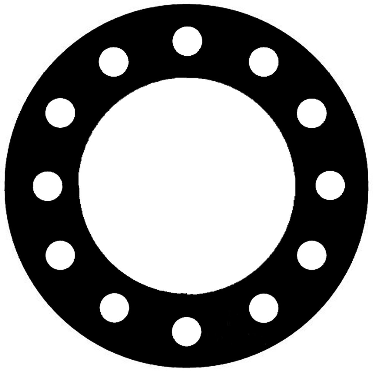 Pressure Class 150# 0.84 ID 1//16 Thick Pack of 50 EPDM Sterling Seal CRG7157.500.062.150X50 7157 60 Durometer Ring Gasket 1//2 Pipe Size