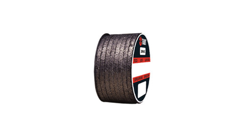 Teadit Style 2000IC Flexible Graphite, Reinforced Wire,  Width: 1/2 (0.5) Inches (1Cm 2.7mm), Quantity by Weight: 25 lb. (11.25Kg.) Spool, Part Number: 2000IC.500x25