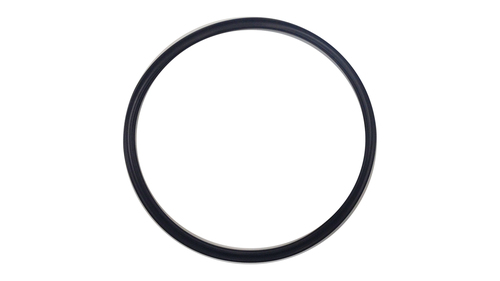 Quad Ring, Black Viton/FKM Size: 430, Durometer: 75 Nominal Dimensions: Inner Diameter: 5 1/10(5.1) Inches (12.954Cm), Outer Diameter: 5 13/20(5.65) Inches (14.351Cm), Cross Section: 11/40(0.275) Inches (6.99mm) Part Number: XP75VIT430
