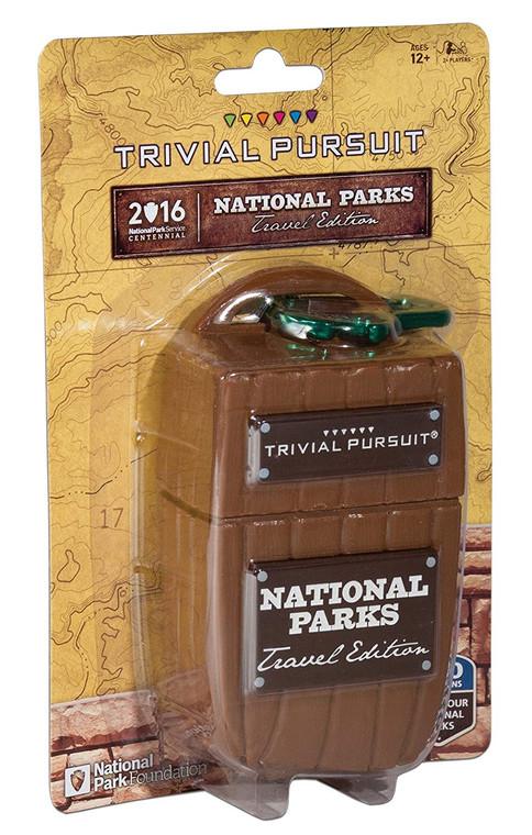Trivial Pursuit National Parks