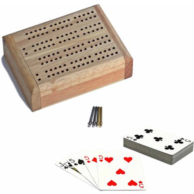 Cribbage Travel with Cards