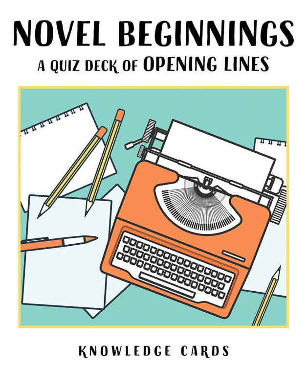 Knowledge Cards Novel Beginnings