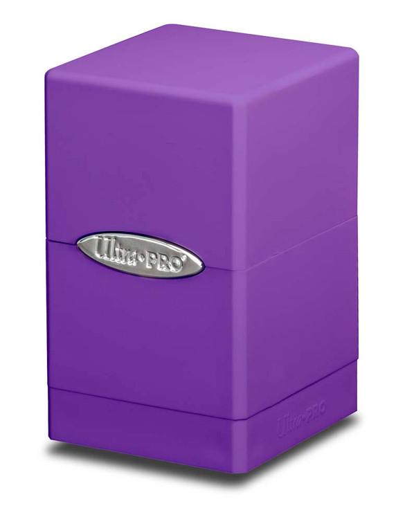 Satin Tower 100ct Purple