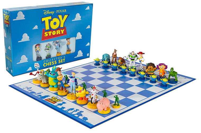 Chess Toy Story Collector's
