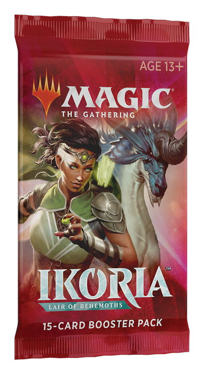 Ikoria Lair of Beasts Booster Pack
