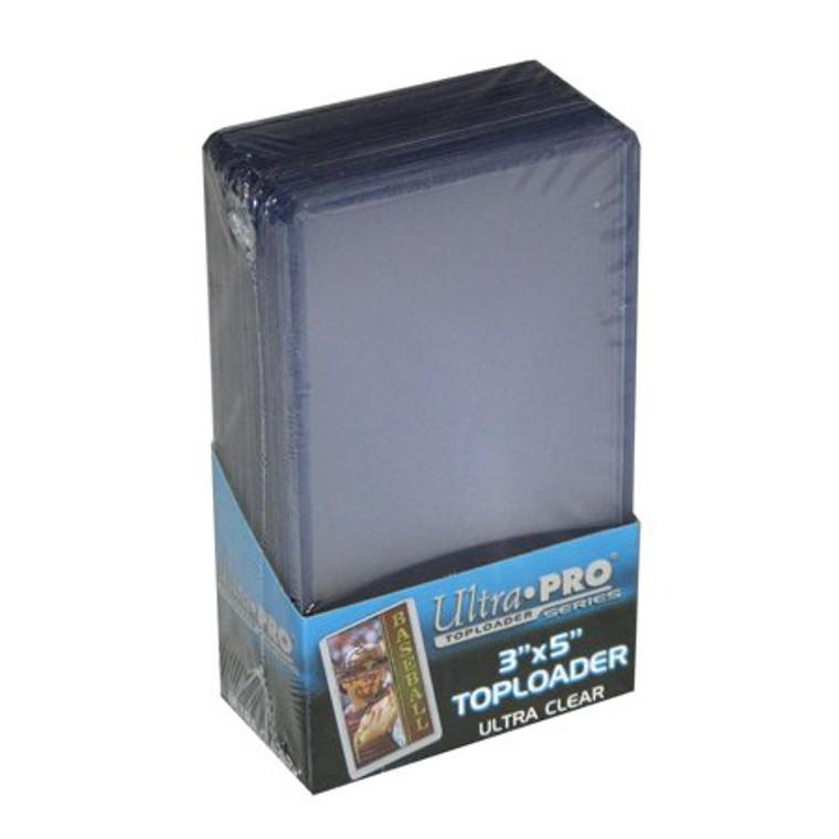 3 X 5 Tarot Toploader - Ultra Clear