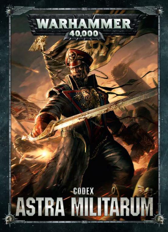 Codex Astra Militarum 2017