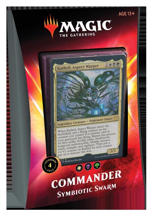 Commander 2020 Symbiotic Swarm