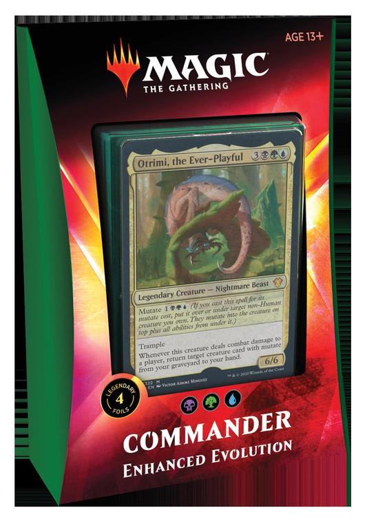 Commander 2020 Enhanced Evolution