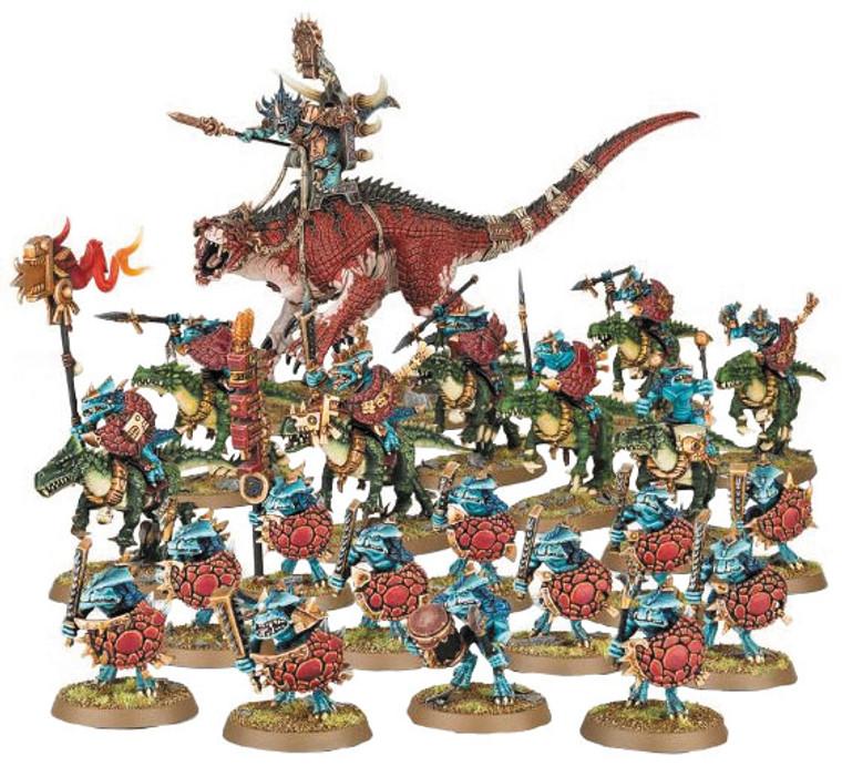 Warhammer Age of Sigmar Start Collecting Seraphon