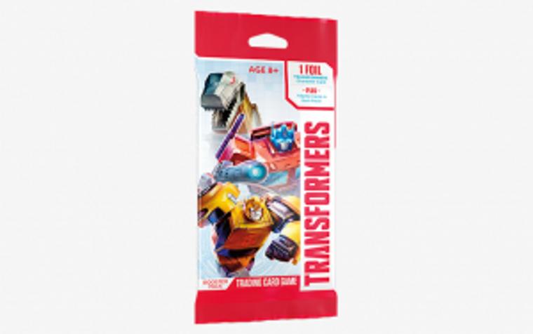 Transformers Season 1 Booster Pack