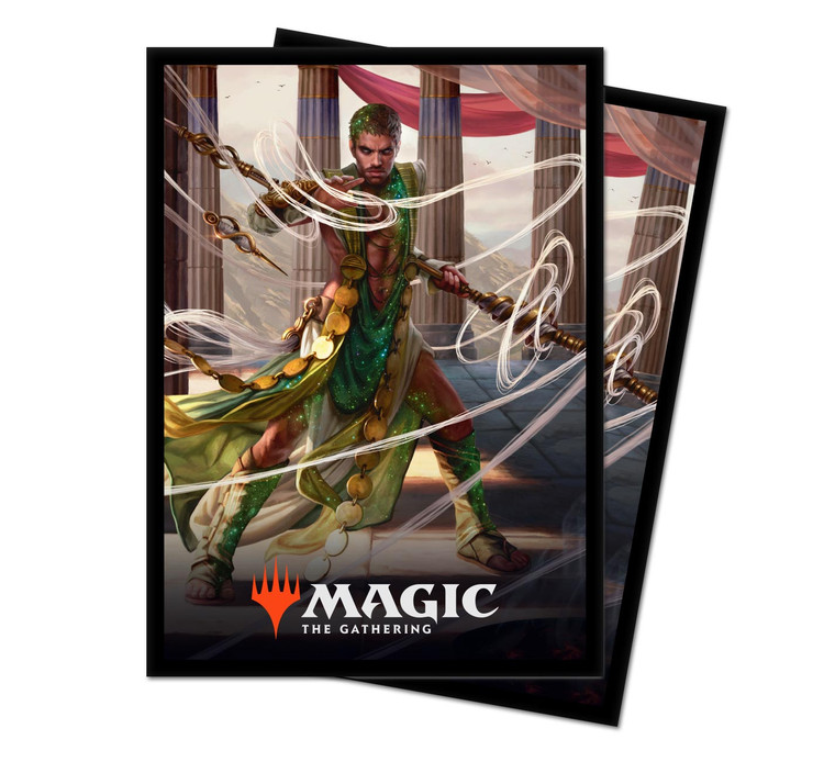 Deck Protector 100ct Theros Beyond Death V2 Calix