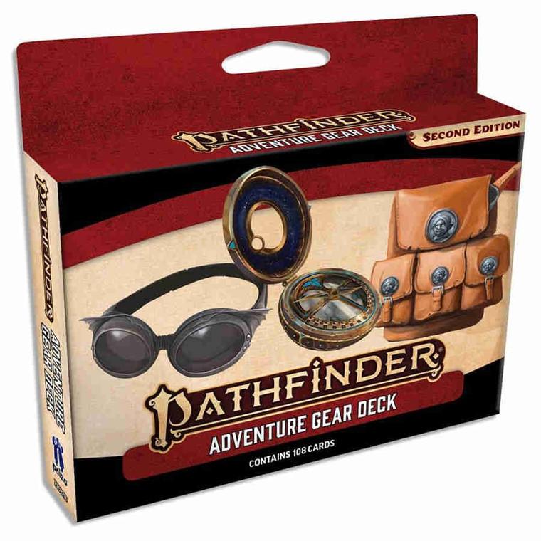 Pathfinder 2E Adventure Gear Deck