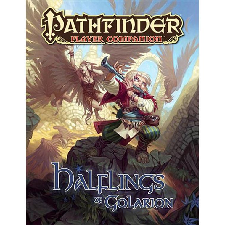 Pathfinder Player Companion: Halflings of Golarion