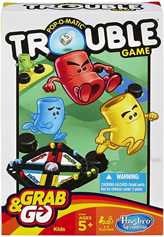 Trouble Grab & Go