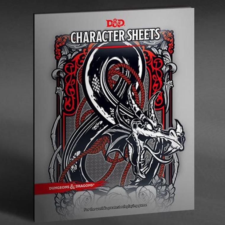 D&D 5E Character Sheets