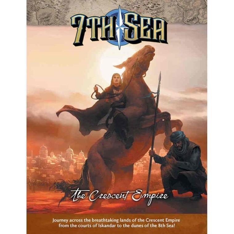7th Sea Gamemaster Screen