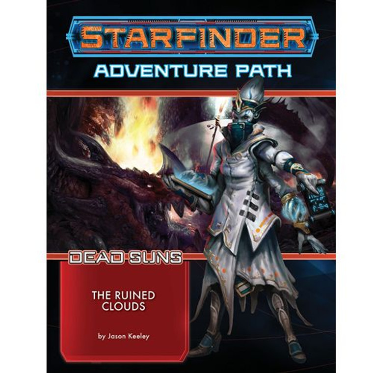 Starfinder Dead Suns Adventure Path Ruined Cloud 4/6