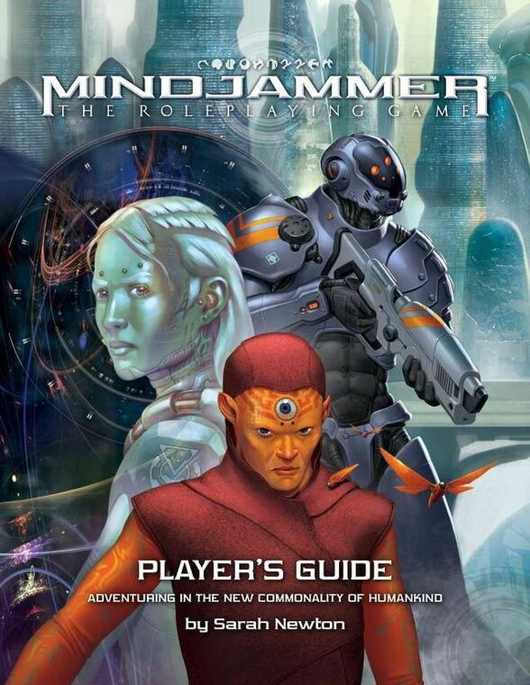 FATE Mindjammer Player's Guide