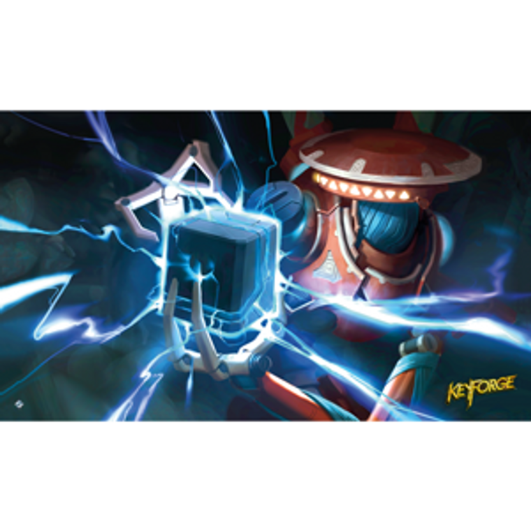Keyforge Call of the Archons Positron Bolt Game Mat