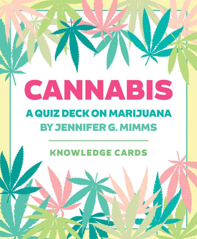 Knowledge Cards Cannabis