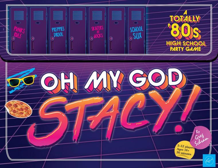 Oh My God Stacy!