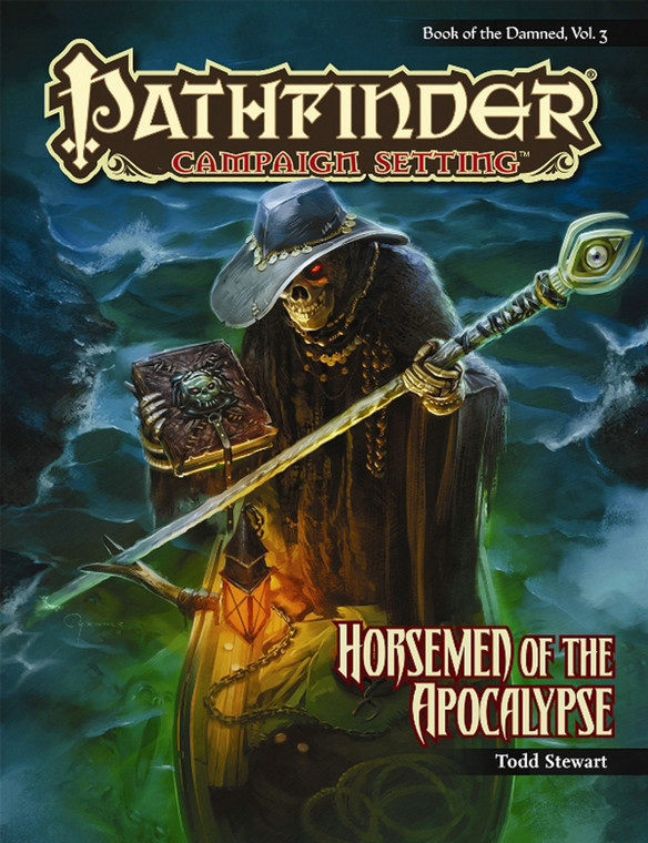 Pathfinder Campaign Setting: Book of the Damned Volume 3: Horsemen of the Apocalypse