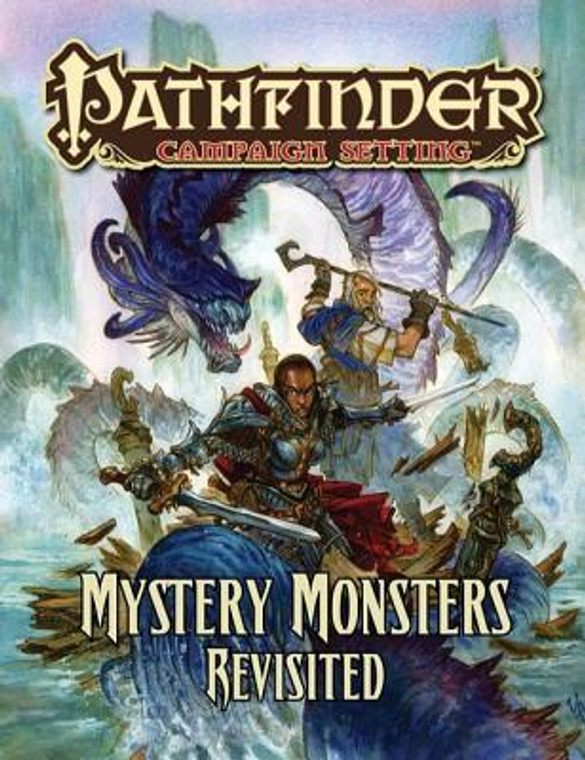 Pathfinder Campaign Setting: Mystery Monsters Revisited