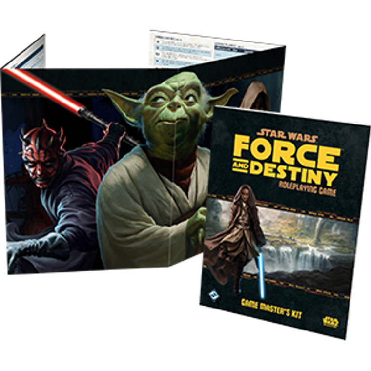 Star Wars Force And Destiny Game Master's Kit