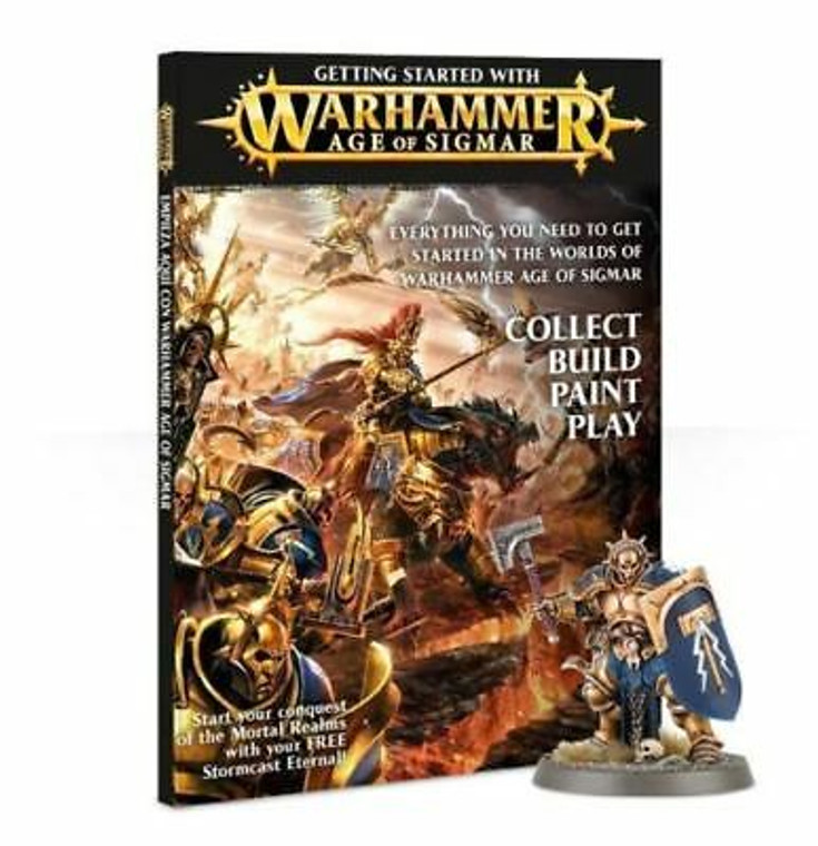 Getting Started w/ Age of Sigmar