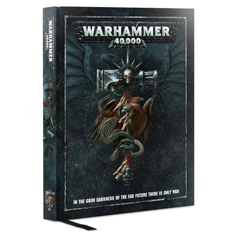 Warhammer 40,000 8th Edition Rulebook
