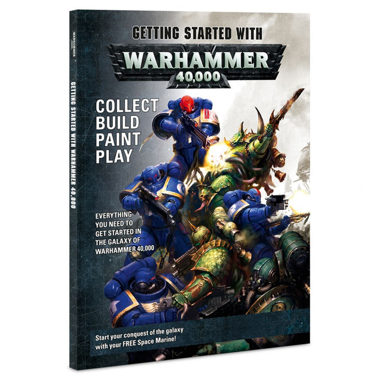 Warhammer 40,000 Getting Started with 40K