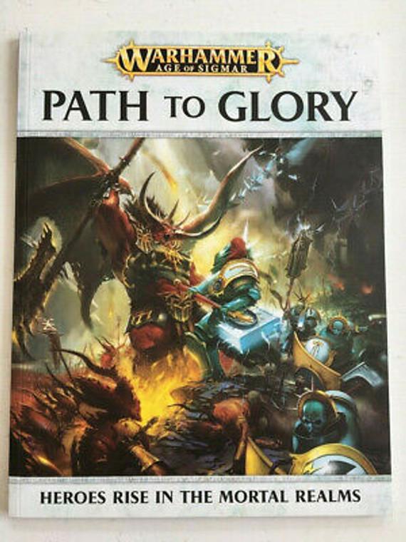 Warhammer Age of Sigmar Path to Glory