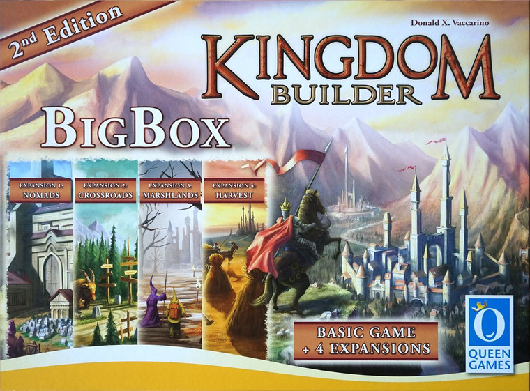 Kingdom Builder Big Box 2E