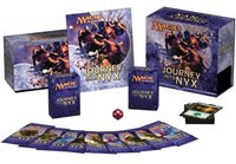Journey into Nyx Fat Pack