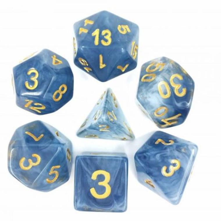 RCG Poly Blue Jade (Gold)