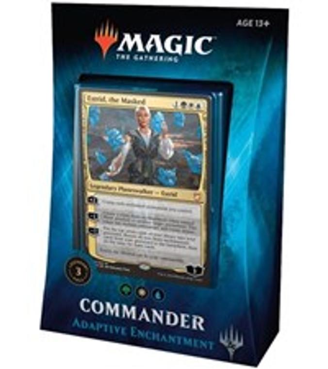 Commander 2018 Deck Adaptive Enchantment