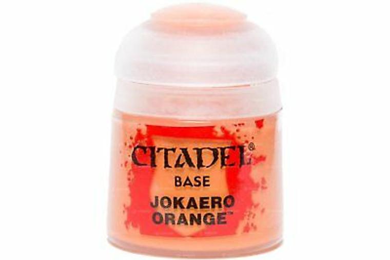 Citadel Base Jokaero Orange 21-02