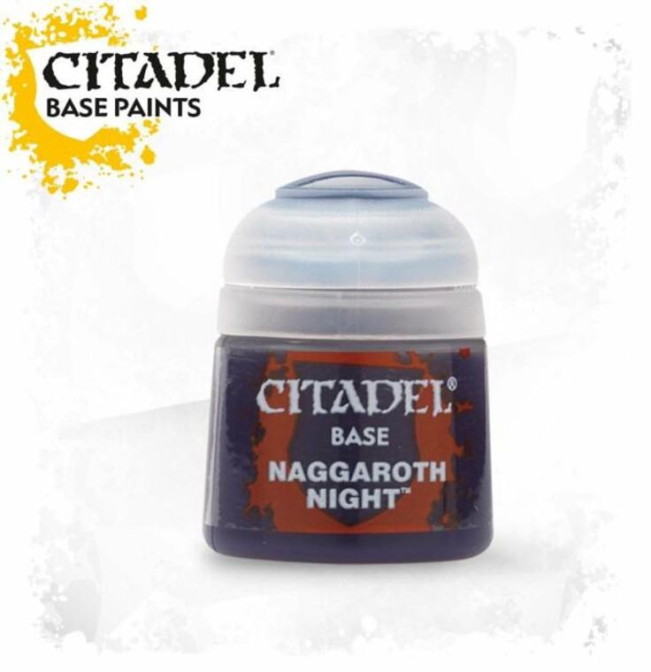 Citadel Base Naggaroth Night 21-05