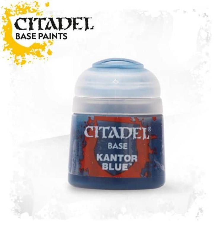 Citadel Base Kantor Blue 21-07